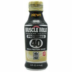 CytoSport Pro Series Muscle Milk Pro Series 40 - Intense Vanilla