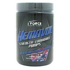 iForce Nutrition Hemavol - Blueberry Pomegranate