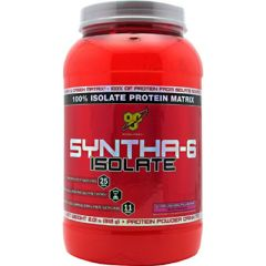 BSN Isolate Syntha-6 - Strawberry Milkshake