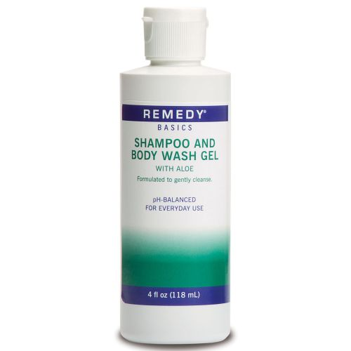 Remedy Basics Shampoo and Body Wash Gel Model 068 574160 01