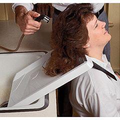 Ableware Shoulder Mounted Shampoo Rinse Tray