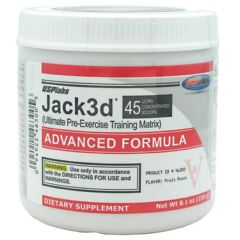 USP Labs Jack3d Advanced - Fruit Punch