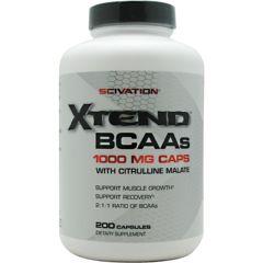 Scivation Xtend BCAA Caps