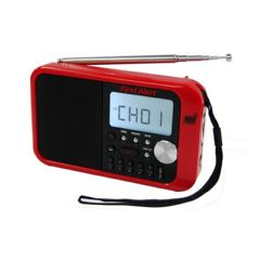 Spectra Am/Fm Noaa Weather Band Clock Radio