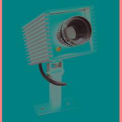 Dummy Camera w/ Blinking LED