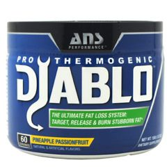 Diablo ANS Performance Diablo Pro Thermogenic - Pineapple Passionfruit