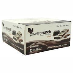 BNRG Power Crunch Crisp - Chocolate Brownie Wonder