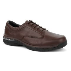 Oasis Men's  Nevis Brown Diabetic Shoe