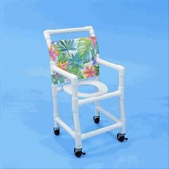 Healthline Shower/Commode Chair - Small/Pediatric
