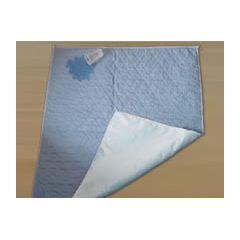 Becks Reusable Wetness Indicator Bed Pads - Blue