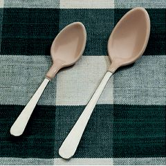 Plastic Coated Spoons