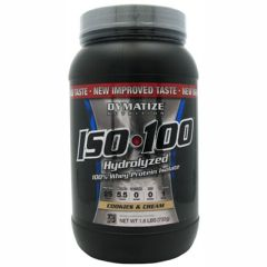Dymatize Iso-100 - Cookies & Cream