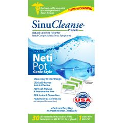 SinuCleanse Neti Pot Nasal Washing System