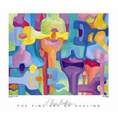 Medart Knee Deep Fine Art Poster