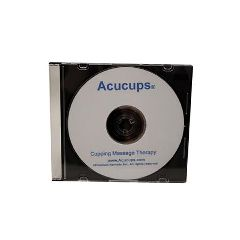 Premium Remedy Inc Acucups Cupping Massage DVD