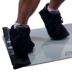 Slide Board - Replacement Nylon Booties