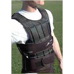 Ironwear  Uni-Vest Professional Weighted Vest (long) - 20 lbs Included