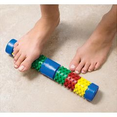 Claire Marie Miller Seminars Foot Log Massage Roller With Card And Booklet