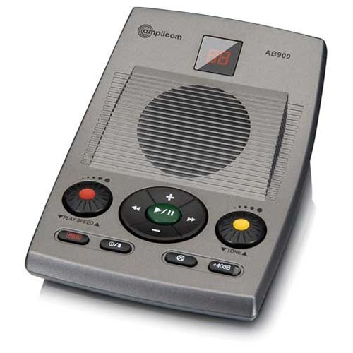 Amplicom AB900 Amplified Answering Machine Model 083 571577 00