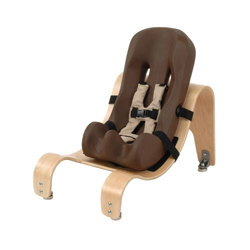 Special Tomato Soft-Touch Sitter Seat - Seat And Stationary Base