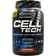 Performance MuscleTech Performance Series Cell-Tech - Orange
