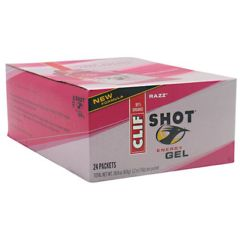 Shot Clif Shot Energy Gel - Razz