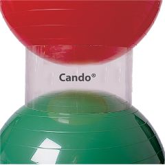 Cando Inflatable Exercise Ball 3 Ball Stacker Rings