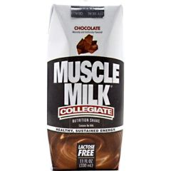 Collegiate CytoSport Collegiate Muscle Milk RTD - Chocolate