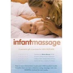 Penny Price Video Infant Massage Dvd By Melva