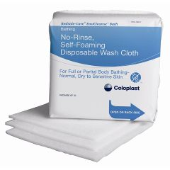 Coloplast Bedside-Care® EasiCleanse™ Disposable Wash Cloth