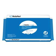 ReliaMed Premium Disposable Adult Washcloths