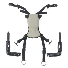 Drive Hip Positioner and Pad for Trekker
