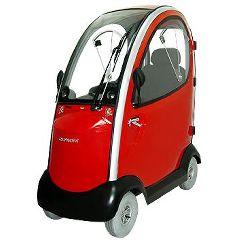 Shoprider Flagship 4 Wheel Scooter