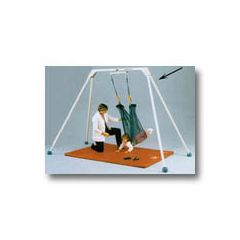 Tumble Forms Deluxe Vestibulator Set II Frame (with rope and ascenders)