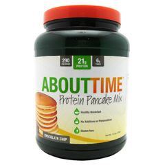 SDC Nutrition About Time Protein Pancake Mix - Chocolate Chip