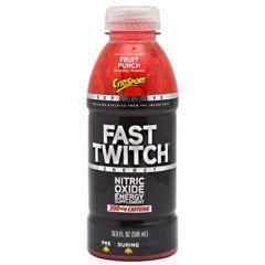 CytoSport Fast Twitch RTD - Fruit Punch