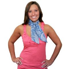 Kool Max Cooling Neck MS Awareness Scarf