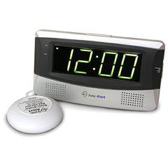Sonic Boom Alarm Clock (SB350ss) AM/FM Radio w/ Bed Shaker