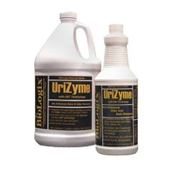 BioLogix UriZyme Odor and Stain Remover