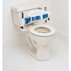 Sammons Preston Toilet Support - Child (12 in. W, 7 in. - 16 in. H)