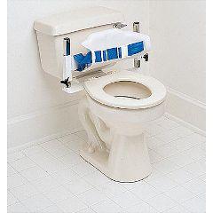Sammons Preston Toilet Support - Child (12 in. W, 7 in. - 16 in. H)