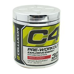 Cellucor C4 - Fruit Punch