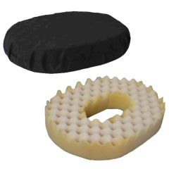 Regency Products Poli Foam Convoluted Donut