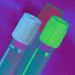 BD Vacutainer Plus Plastic Serum Venous Blood Collection Tube