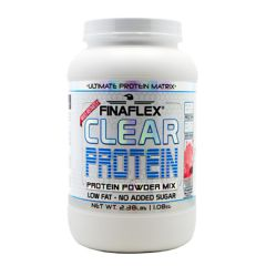Finaflex Clear Protein - Strawberry Milkshake