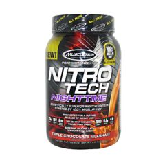 Performance Series MuscleTech Performance Series Nitro-Tech Night Time - Triple Chocolate Milkshake