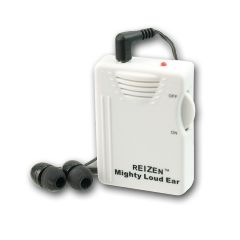 Reizen Mighty Loud Ear Personal Sound Hearing Amplifier