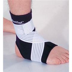 AliMed Neoprene Ankle Support with Strap