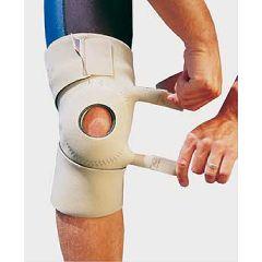 AliMed Neoprene Knee Support, Open Patella, Internal Donut