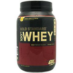 Gold Standard Optimum Nutrition Gold Standard 100% Whey - French Vanilla Creme
